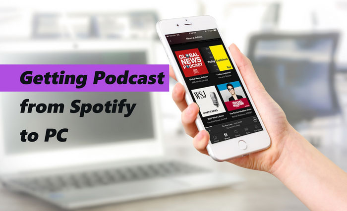 descargar podcast de spotify a pc