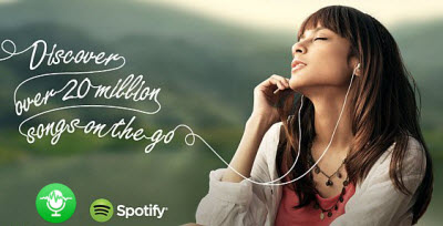 Enjoy Spotify Music Anywhere and Anytime